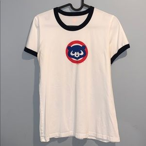 Old School Chicago Cubs T-Shirt